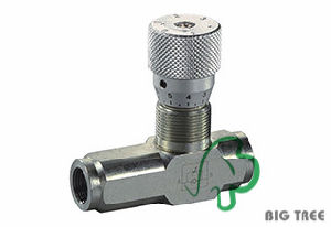 Threaded Type Throttle Check Valve for Oil Hydraulics Use pictures & photos