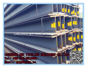 Hot Rolling I-Beam and H-Beam Steel pictures & photos