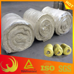 Fireproof and Soundproof Rock-Wool Heat Insulation Blanket pictures & photos