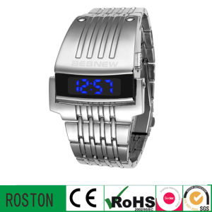 Waterproof LED Digital Watches with 3ATM pictures & photos
