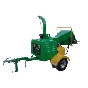 22HP Yanmar Diesel Wood Chipper, Diesel Powered Wood Chipper, Portable Wood Chipper pictures & photos