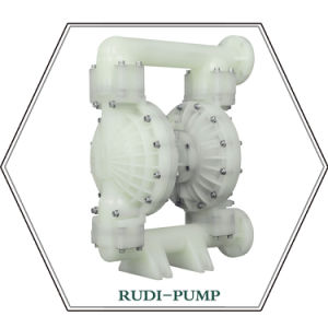 """2"""" Inch Full Plastic Diaphragm Pump pictures & photos"""