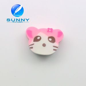 Cat Shaped Eraser for Promotion Gift pictures & photos