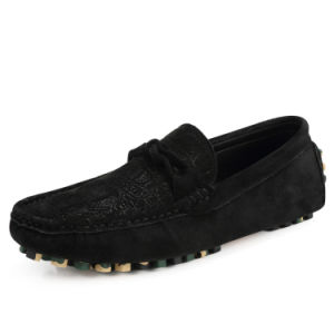 Driving Shoes Flat Casual Classic Loafers Footwear for Men (AKG9831) pictures & photos