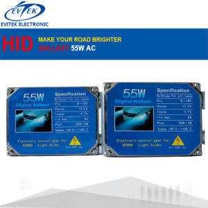 55W AC HID Ballast with High Quality 55W Xenon Bulbs pictures & photos