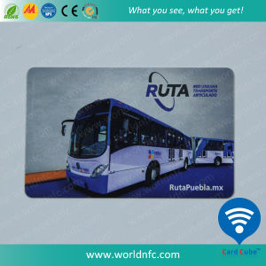 ISO14443A High Frequency Ultralight 64 Bytes RFID Smart Card pictures & photos