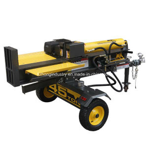 Best Seller Diesel Engine Log Splitter, Diesel Log Splitter, Towable Log Splitter pictures & photos