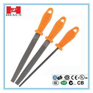 Top Grade Special Steel Half Round File Cutting Tool Diamond Hand Files pictures & photos