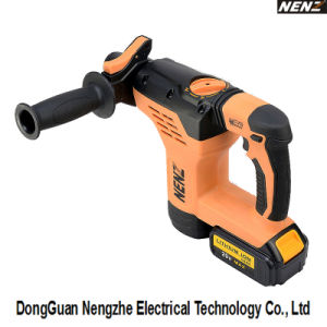 600W Professional Cordless Nenz Rotary Hammer (NZ80) pictures & photos