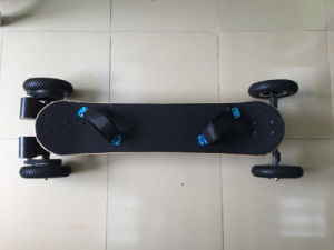 New Electric Skateboard with Powerful Double 1650W Motor pictures & photos