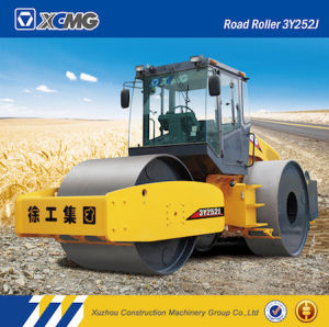 XCMG Official 18t 21t Hydraulic Static Three-Drum Road Rollers 3y252 pictures & photos