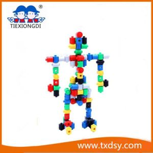 Non-Toxic Toys Plastic Stitching Products Toy Bricks pictures & photos