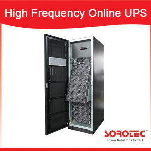 Modular UPS 30-300kVA Online UPS with Battery pictures & photos