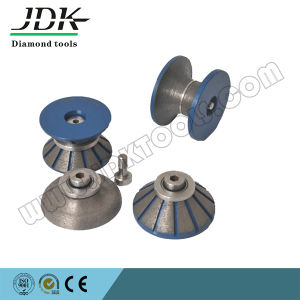 Diamond Continous Router Bits for Granite Marble Slab Edge Profiling pictures & photos