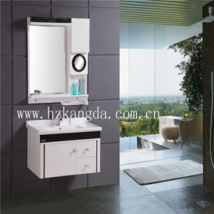 PVC Bathroom Cabinet/PVC Bathroom Vanity (KD-515) pictures & photos