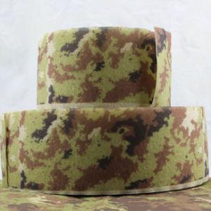 Custom Printed Nylon Hook and Loop, Camouflage Hook & Loop pictures & photos
