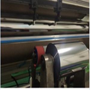 Aluminum Metallized Pet Film (VMPET) for Food Packaging 10mic pictures & photos