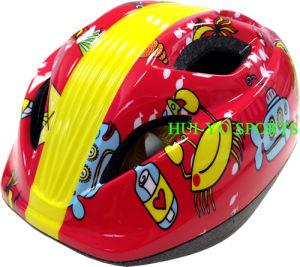 Glue-on Kid Helmet, Reflective Kid Helmet, Bike Helmet, Traffic Sign pictures & photos