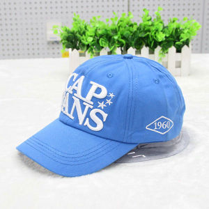 Adult Fashion Embroidery Cotton Twill Baseball Sport Cap (YKY3030) pictures & photos