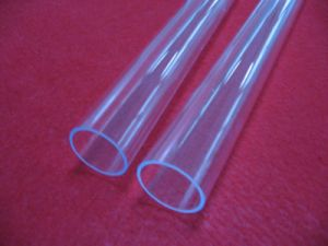 Ozone Less Quartz Glass Tube for Germicidal Lamps pictures & photos