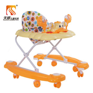 Foldable Music Duck Toy Baby Walker Export From China pictures & photos