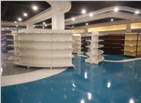 Supermarket Shelf Supermarket Metal Shelf with Good Quality pictures & photos