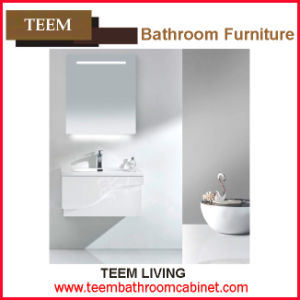 Vanity Combo Type and No Include Countertop Solid Wood Bathroom Vanity pictures & photos