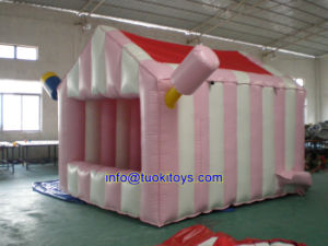 Lovely and Funny Inflatable Tent Accept Customize Design (A766) pictures & photos