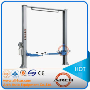 Ce Two Post Lift Auto Hydraulic Garage Equipment Car Lifter pictures & photos