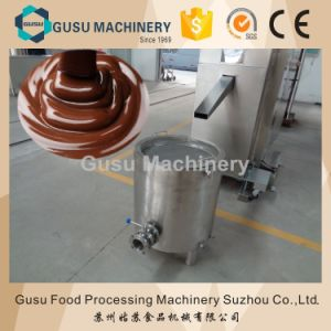 Ce Snack Food Certified High Efficient Commercial Chocolate Ball Mill Machine pictures & photos