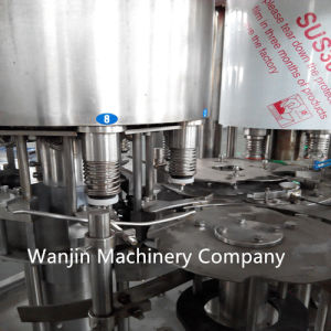 ISO Ce Proved Automatic Oil Filling Machine pictures & photos