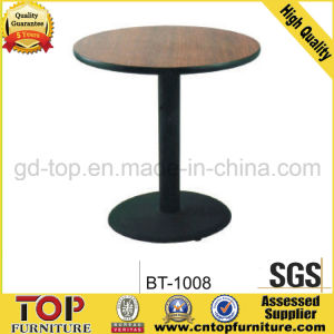 Round Iron Base Coffee Table pictures & photos