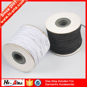 Expert Logistice Ensures Delivery Quickly Various Colors Elastic Draw Cord pictures & photos