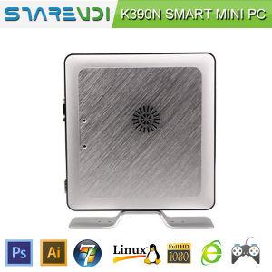 Hot Sale Mini PC, Celeron 1037u Motherboard, Dual Core 1.86g, RAM 2g-8g, HDD 1t, 300m WiFi Alloy Case