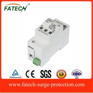 China supply 1pole SPD lightning 50kA surge protector pictures & photos