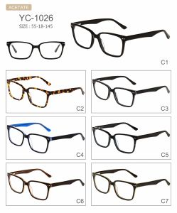 Factory Directly Sell Acetate Optical Frames Eyeglasses pictures & photos