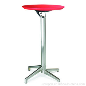 Modern Stacking Folding Bar Table with Stainless Steel Leg (SP-BT388) pictures & photos