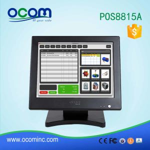 15inch All in One POS Terminal with Touch Screen pictures & photos