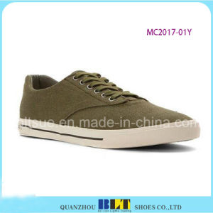 High Quality Student Casual Canvas Shoes pictures & photos