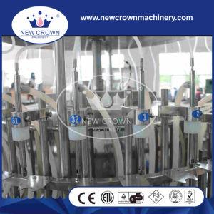 Negative Pressure Filling Machine for Non Gas Grape Wine pictures & photos