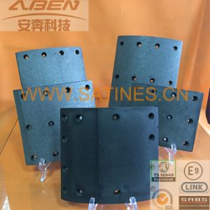 Isuzu Brake Shoe Lining with Asbestos Free