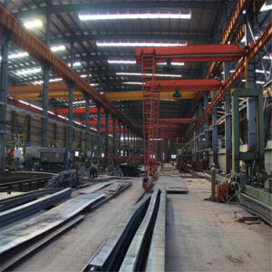 Professional Manufacturer Prefabricated Steel Structure Workshop pictures & photos