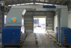 Cargo and Container Vehicle X Ray Inspection System - Gantry Th1020 pictures & photos