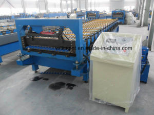 High-Sales Steel Galvanized Colored Roofing Wall Roll Forming Machine Line/ Machinery pictures & photos