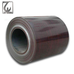 0.5mm Dx51d 100G/M2 PPGI Prepainted Color Coated Steel Coil pictures & photos