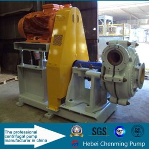 Mud River Big Solid Slurry Drilling Mud Dredging Pump