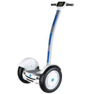 China Electric Balancing Chariot 2 Wheels Stand up Scooter pictures & photos