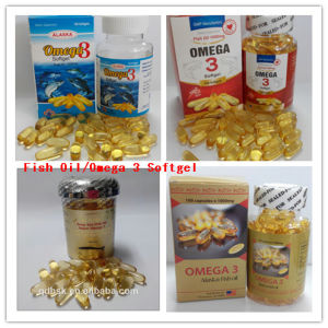 Best Quality Omega 3 Deep Sea Softgel Capsule Fish Oil pictures & photos