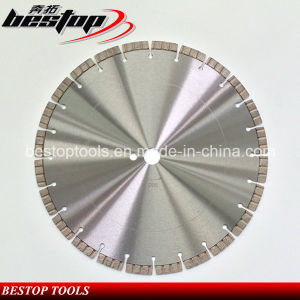 14 Inch D350mm Diamond Laser Cutting Blade for Concrete pictures & photos
