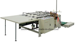 Automatic PP Woven Bag Sewing Machine Sj-Fd-800 pictures & photos